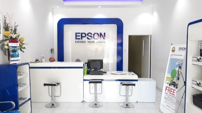 gambar Service center epson